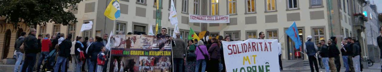 Göppinger Solidaritätsbündnis für Nordsyrien