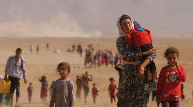 Kundgebung gegen den Überfall auf Nordsyrien